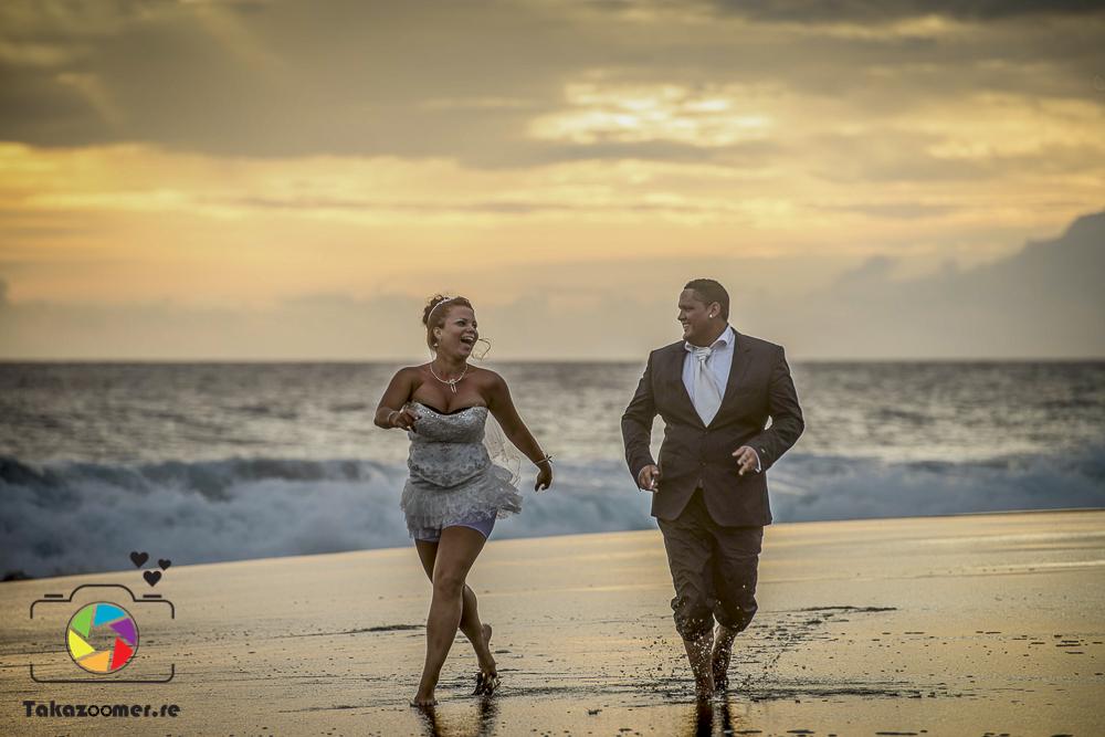 Spécialiste photo de mariage à La Réunion - Fabrice Wislez