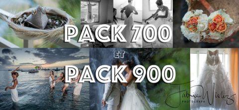 Les packs 700 et 900 de TakaZoomer