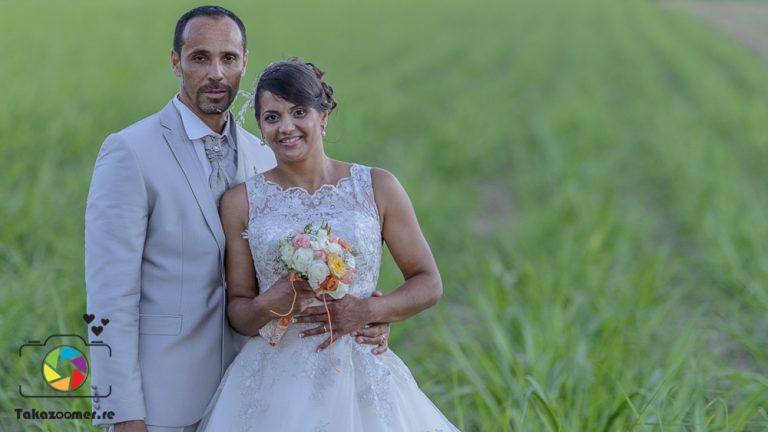 Photos de mariage à La Réunion